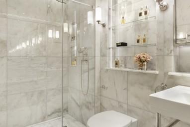 The Wilberforce: En-suite bathroom