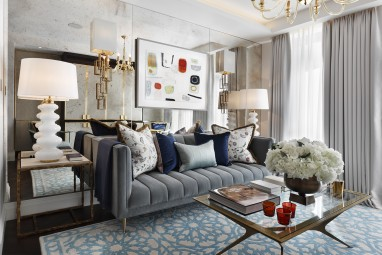 The Wilberforce: Living room