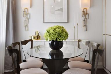 The Wren: Dining Room