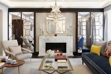 The Wren: Living room
