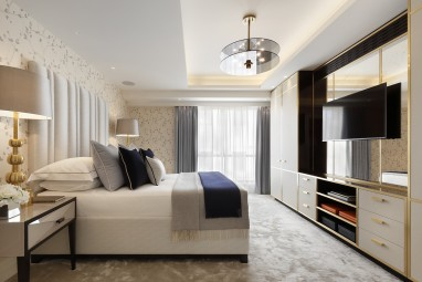 The Jermyn: Guest suite
