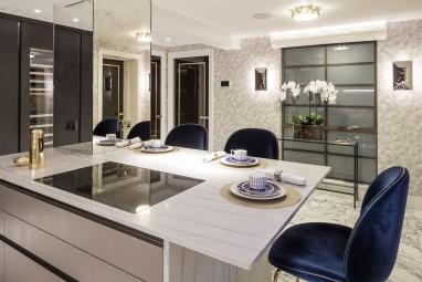 The Jermyn: Kitchen