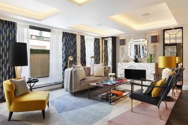 The Jermyn: Living room