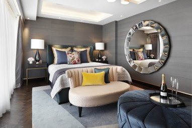 The Jermyn: Master suite