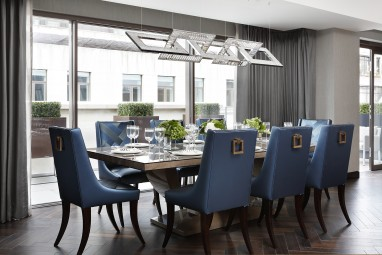 The Brummell Penthouse: Dining