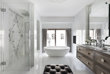 The Brummell Penthouse: Master suite