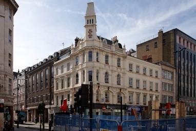 Original buildings from Oxford Street