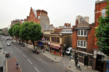 Existing Building - 156-164 Gray's Inn Road