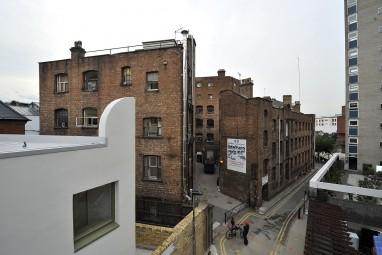 Existing Building - 38 Mount Pleasant